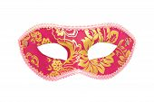 Carnival Or Masquerade Mask.