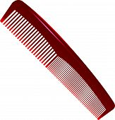 Comb Different Tooth Pitch