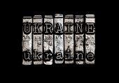 Ukraine Country Text