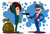 Don't Let The Smooth Talking Businessman Extort Your Money
