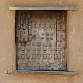 Ancient African Fretwork