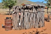 Ovahimba Storage Room