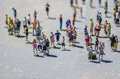 Miniature Tourists