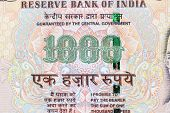 One Thousand Rupees