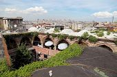 Historical Grand Bazaar Roof View