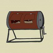 Compost Tumber