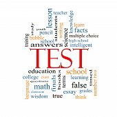 Test Word Cloud Concept