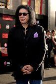 LOS ANGELES - MAY 8:  Gene Simmons at the