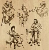 Musicians no.3