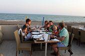 Family Has Dinner