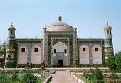 tumba islámica