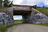 Old Concrete Bridge