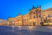 Berlin Humboldt University