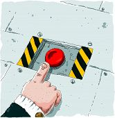 Red Button Push