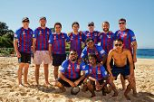 International students in Sydney soccer comp