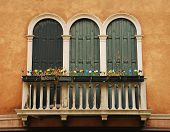 Balcony In Murano