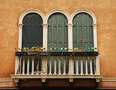 Balcony In Murano