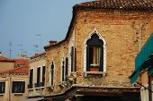 Windows In Murano