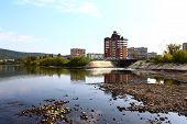Quay Zelenogorsk