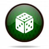game green internet icon