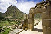 Ollantaytambo, Incan Ruins, Peru