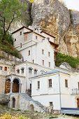 Buildings Of Saint Uspensky Cave Monastery, Crimea
