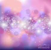 Abstract Glietter background for Greetings card, Christmas Flyers, New Yar elegant event invitations, posters and generic classic wallpapers