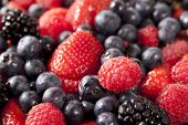 Mixed Fruit - Horizontal, Shallow Depth Of Field