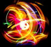 Fractal Artwork Fantasy Swirl