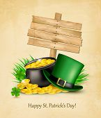 stock photo of saint patrick  - Saint Patrick - JPG