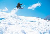 stock photo of winter sport  - Winter Scenery - JPG