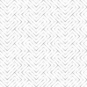 stock photo of zigzag  - Seamless pattern - JPG