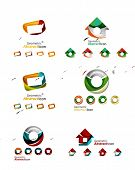 pic of universal sign  - Universal abstract geometric shapes  - JPG
