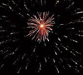 Firework Exploding