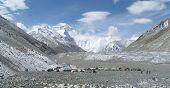Everest Base Camp Vista