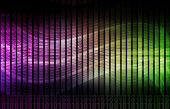 pic of night-club  - Party Abstract for Nightlife and Clubbing Art - JPG