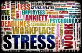 Work Stress in the Workplace as Concept