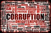 Corruption in the Government in a Corrupt System