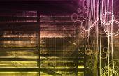 Sistema de auto reparação tecnologia com um tentáculos
