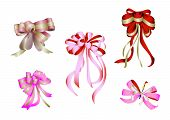 Ribbon Bow Gift