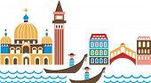Venetië panorama