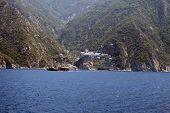 monastery on athos