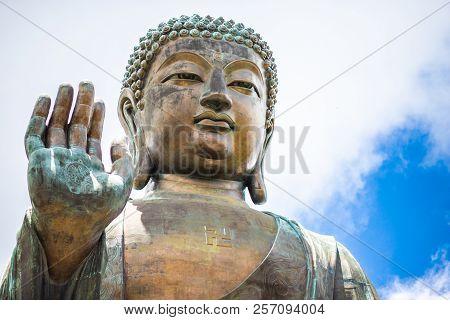 Tian Tan Buddha Big Budda