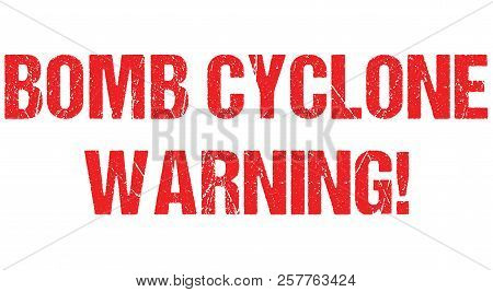 Cyclone Warning Hurricane Weather Alert