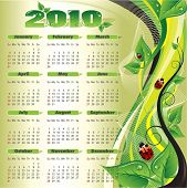 Eco Calendar 2010