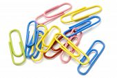 Colored Paper-Clip