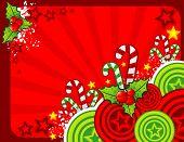 Ilustração do vetor de Natal