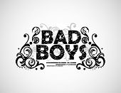 Bad Boys background