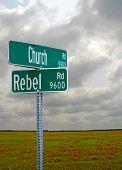Religious Crossroads