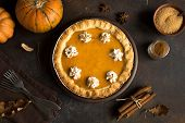 Pumpkin Pie poster